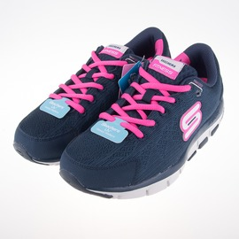 Skechers   (女) 智慧生活系列 LIV 女款健走鞋-丈青 99999830NVHP