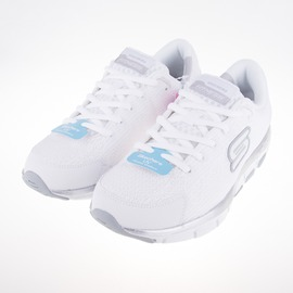 Skechers   (女) 智慧生活系列 LIV 女款健走鞋-白 護士 學生 99999830WSL