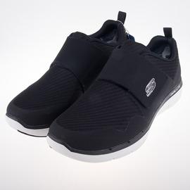 Skechers  (男)運動系列Flex Appeal2.0 健走鞋-黑 52183BKW