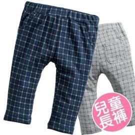 男童 春秋薄款 格子褲 3T-4T S-2XL【HH婦幼館】