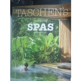 ~書寶 書T8╱地圖_XGN~TASCHEN s Favourite Spas_Chris