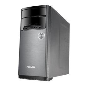 ASUS 華碩 M32CD-0061C670UMT 效能型桌上型電腦【Intel Core i7-6700 / 8GB記憶體 / 2TB硬碟+128GB SSD / Windows 10】
