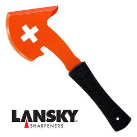 ~詮國~LANSKY 朗斯基品牌刀廠 ~ 911 消防 斧  專為消防員所 的破壞斧 ~