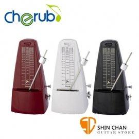 Cherub WSM-330 機械式節拍器 免電池 超大聲 超精準【WSM330】
