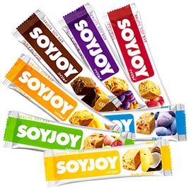 SOYJOY大豆水果營養棒,6種口味,4條 110,若需不同口味,請於備註欄留言口味及數量