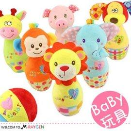 動物造型保齡球套件組 兒童手抓球毛絨玩具【HH婦幼館】