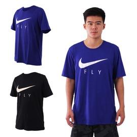 NIKE 男短袖針織衫 (短T T恤 慢跑 路跑 籃球【03312406】≡排汗專家≡
