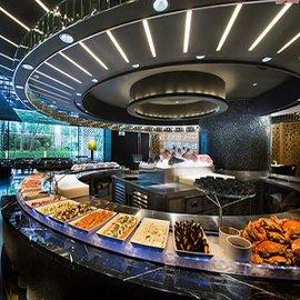 【台北】晶華酒店柏麗廳 - 四人同行 - 平日自助午餐券