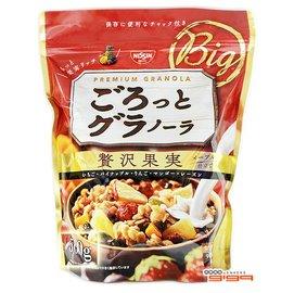 【吉嘉食品】日清-早餐燕麥片(水果果實) 1包500公克255元,日本進口{4901620161019:1}