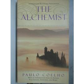 ~書寶 書T1╱原文小說_JFL~The Alchemist_Coelho  Paulo
