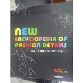 ~書寶 書T2╱藝術_ZDC~New Encyclopedia of Fashion De