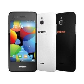 新竹市 鴻海 富可視 四核心 InFocus M2 LTE 4.2吋 智慧型手機 (雙卡雙待(4G + 2G)) **福利機出清**