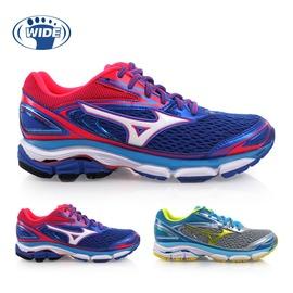 MIZUNO WIDE WAVE INSPIRE 13 女慢跑鞋 (免運 美津濃【02016099】≡排汗專家≡