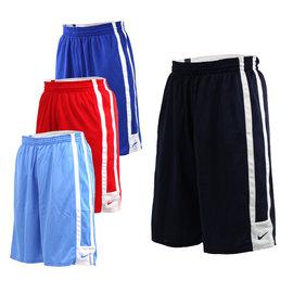NIKE 男針織短褲 (籃球褲 運動褲 慢跑 路跑 雙面 球褲【04350962】≡排汗專家≡