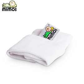 【紫貝殼】『PD09-3』MIMOS 3D自然頭型嬰兒枕 XL【枕套】( 0-10個月適用 )