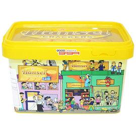 【吉嘉食品】菲律賓 Hansel Crackers梭哈牛奶餅乾 1盒360公克145元{105-6106:1}