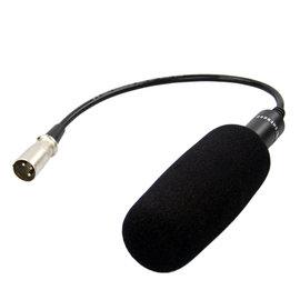 ~藏鏡頭~出租 SONY 指向性攝影外接麥克風^(ECM~NV1^)(3pin XLR 音