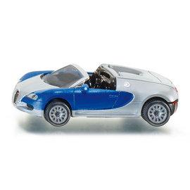 SIKU 德國小汽車Bugatti Veyron Grand Sport 敞篷車