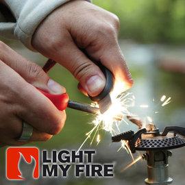 ~詮國~Light My Fire 瑞典戶外野營用具 ~ 魔術生火棒露營版  夜光新色多色
