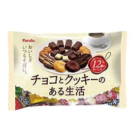 古田 總匯巧克力  餅乾 ^(168g^)
