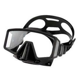AQUATEC無框貼臉潛水面鏡 MK~355
