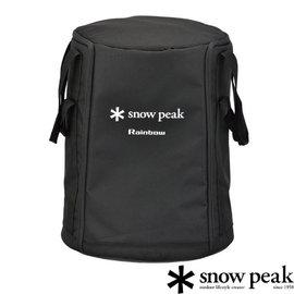 【日本 Snow Peak】彩虹暖爐攜行袋.KH-001BK彩虹煤油暖爐專用攜行袋.爐具收納袋/BG-101