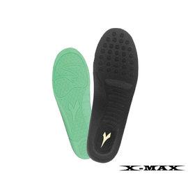 ~排汗王~X~MAX~DAIS2012乳膠吸震鞋墊~登山~慢跑~減壓~抗菌~消臭~