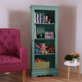 ~Ailiwu愛麗屋~H ton安琪拉書櫃 ^(藍^) ~ 置物櫃 展示櫃 客廳櫃 書櫃