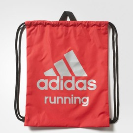 ADIDAS  運動 休閒 背袋 束口袋-紅 37 cm x 47 cm AX8858