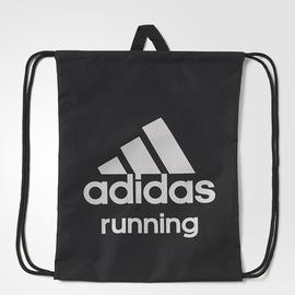 ADIDAS  運動 休閒 背袋 束口袋-黑 37 cm x 47 cm AC1794