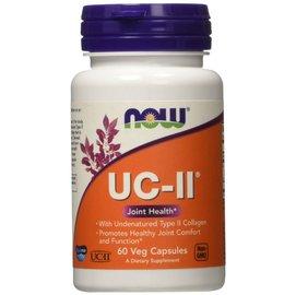 ^~營養補充食品^~ UC~II 非變性二型膠原蛋白 美國NOW 40mg 60粒裝