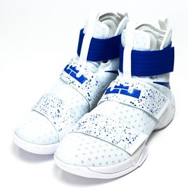 限時搶購★原$4500↘NIKE LEBRON SOLDIER 10 EP 男籃球鞋844375164-白