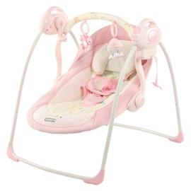 加大嬰兒電動搖椅搖籃寶寶安撫躺椅搖搖椅秋千搖籃床搖床 酷咖 旗艦店