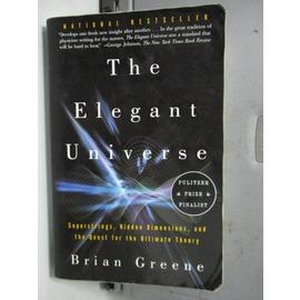 ~書寶 書T4╱原文書_LDF~The Elegant Universe_Greene