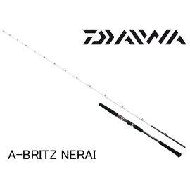 ◎百有釣具◎DAIWA A-BRITZ NERAI 船釣竿 規格:H-240