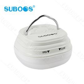 探險家戶外用品㊣8510~A3W SUBOOS薩博斯 150流明五段式帳篷小燈^(白^)