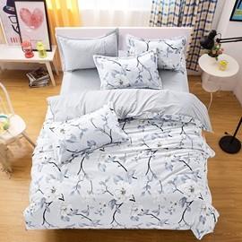 學生宿舍床三件套 寢室上下鋪0.9 1.2 1.5m被套床單床上用品3套件 浪漫衣櫥