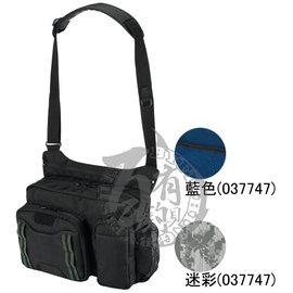 ◎百有釣具◎DAIWA 多功能肩背包 腰包 HG SHOULDER BAG(A)藍色/迷彩色 MIT台灣製造
