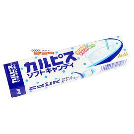【吉嘉食品】Asahi可爾必思條糖 1條50公克40元,日本進口,另有Asahi 口含錠涼糖{4946842521913:1}