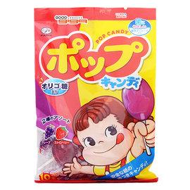 【吉嘉食品】PeKo娃娃棒棒糖(10入) 1袋58公克48元{4902555125626:1}