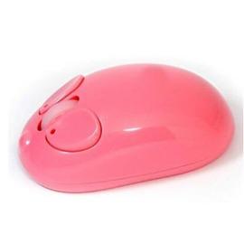 兔精靈2.4G無線鼠標筆記本電腦彩色小老鼠可愛卡通鼠標 日韓優品旗艦店