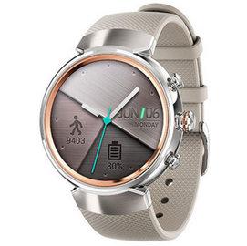 ASUS 華碩穿戴式智慧手錶 ZenWatch3 WI503Q象牙白 1.39吋觸控螢幕 Bluetooth4.1+wifi Android Wear