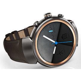 ASUS 華碩穿戴式智慧手錶 ZenWatch3 WI503Q煙燻黑(黑色錶身) 1.39吋觸控螢幕 Bluetooth4.1+wifi Android Wear