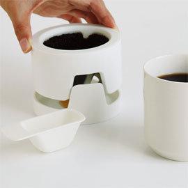 KINTO 一人份手沖咖啡濾杯 column coffee dripper  帶回 免耗材