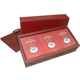 濾掛咖啡  濾掛3盒裝 ~濾掛式新選擇,研磨咖啡風味的老饕們最愛~