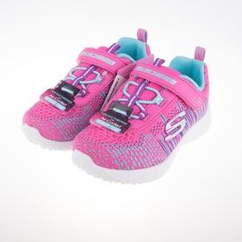 Skechers  (童) 女嬰系列 Burst 兒童慢跑鞋 81912NNPTQ
