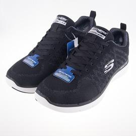 Skechers  (男)運動系列Flex Advantage2.0- 慢跑鞋 52182BKW