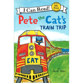 〈An I Can Read系列:My First 〉PETE CAT: TRAIN TR