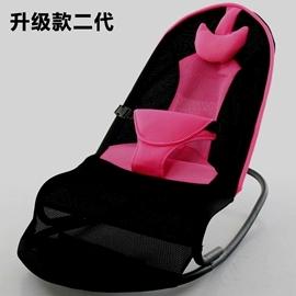 哄娃神器寶寶嬰兒搖搖椅兒童搖籃床新生兒安撫椅 locn 型男株式會社