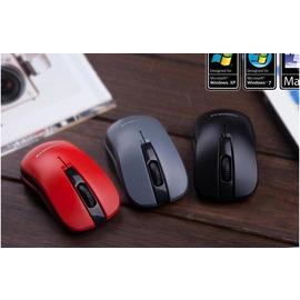 創享臺式筆記本電腦無線鼠標可愛省電辦公家用USB無線鼠標 型男株式會社